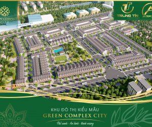 DỰ ÁN KHU DÂN CƯ GREEN COMPLEX CITY